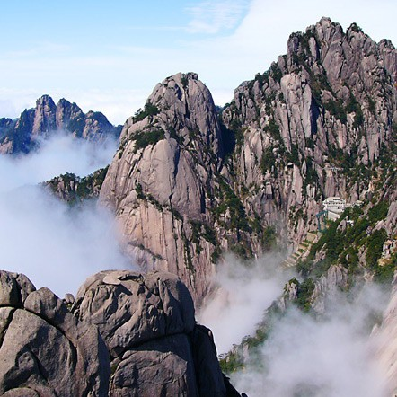 Laoshan Mountains