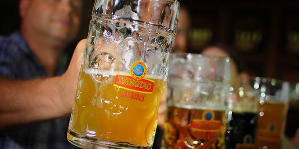 The Tsingtao Beer Festival