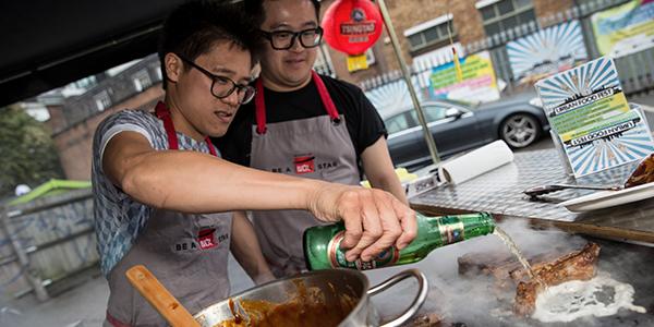 Tsingtao Street Food
