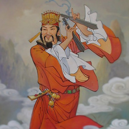 The original Cao Guojiu